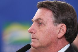 imagen del contenido Bolsonaro vuelve a dar positivo para covid-19
