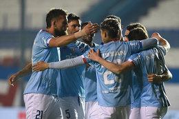 imagen del contenido Nacional derrotó a Danubio 2-0 y es único líder del campeonato