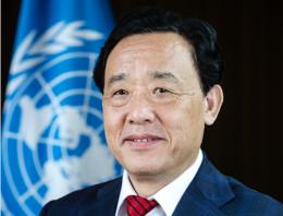 imagen del contenido QU Dongyu (Director General de la FAO)