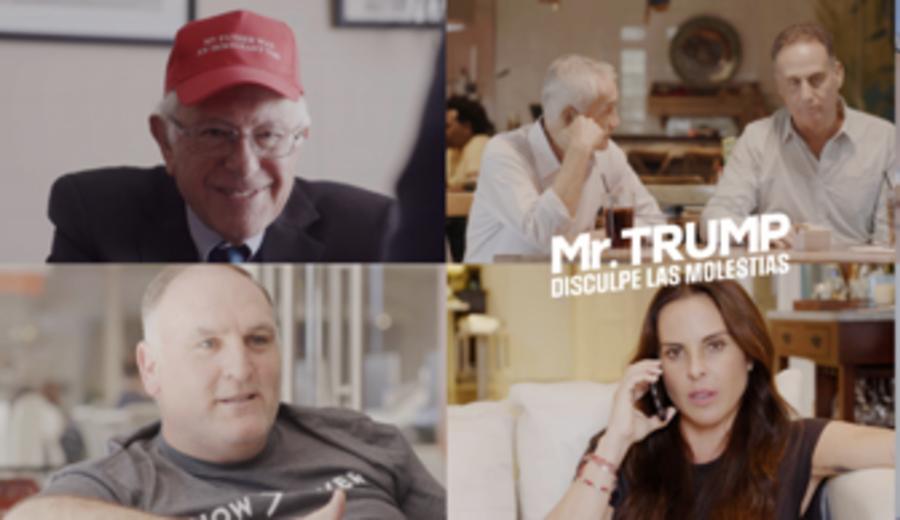 imagen de 'Mr. Trump, disculpe las molestias'