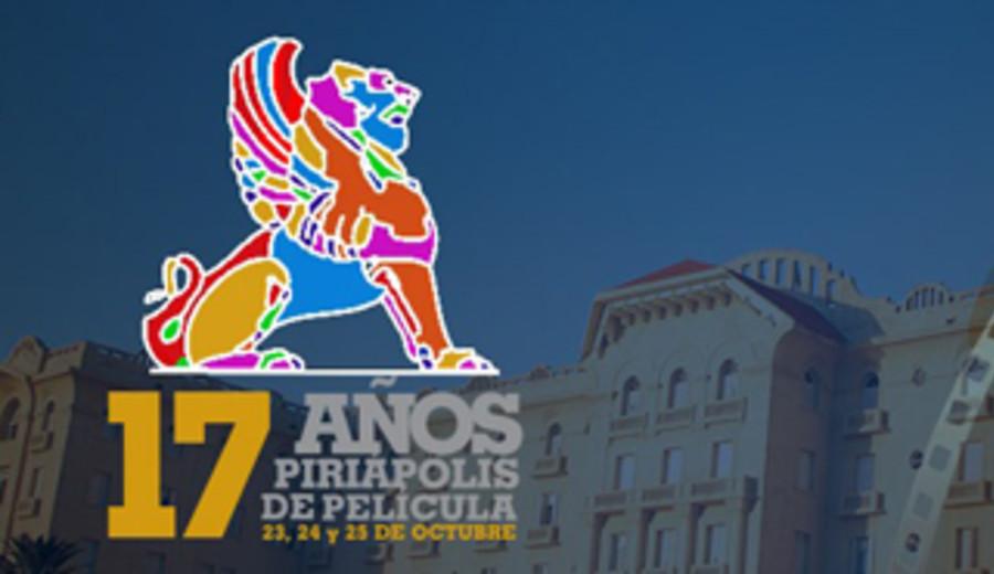 """imagen de 17ª edición del Festival """"Piriápolis de Película"""" vía streaming"""