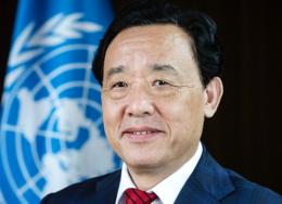 imagen del contenido QU Dongyu, Director General de FAO