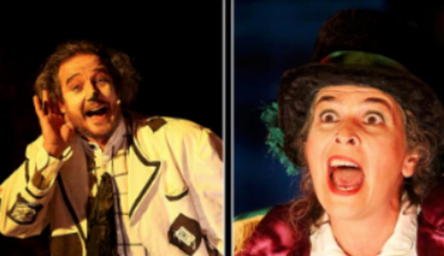 """imagen de """"El Circo Olvidado"""", del Grupo Babilonia, cumple 25 años y los festeja en el Auditorio del SODRE"""