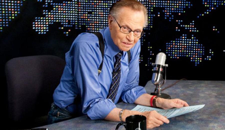 imagen de EEUU: A los 87 años falleció el reconocido conductor Larry King, por covid-19