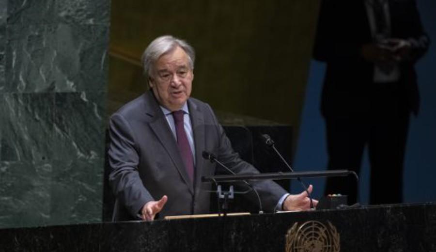 """imagen de Jefe de ONU: 2021 será un """"año crucial"""" para el cambio climático"""