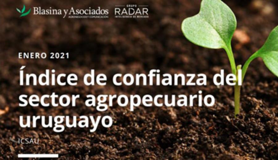 imagen de Índice de confianza del sector agropecuario uruguayo