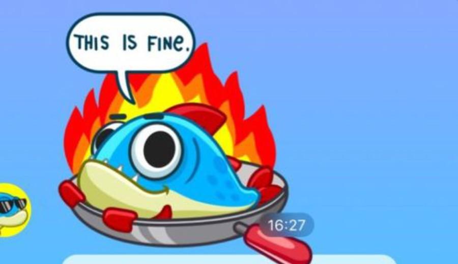imagen de Telegram incorpora los mensajes que se autoeliminan a todos los chats