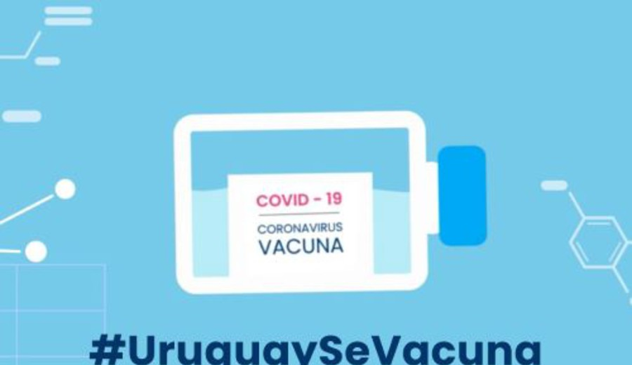 imagen de Uruguay vacunó 1.091.919 personas con primera dosis y 388.986 con la segunda contra Covid-19: Hay 779.981 agendados