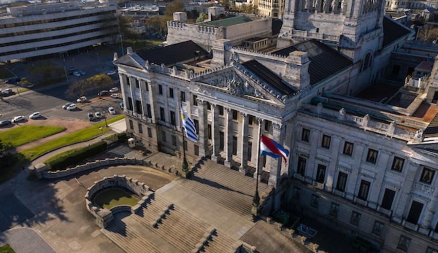 """imagen de Uruguay entre los países """"más libres del mundo"""", según la ONG Freedom House"""