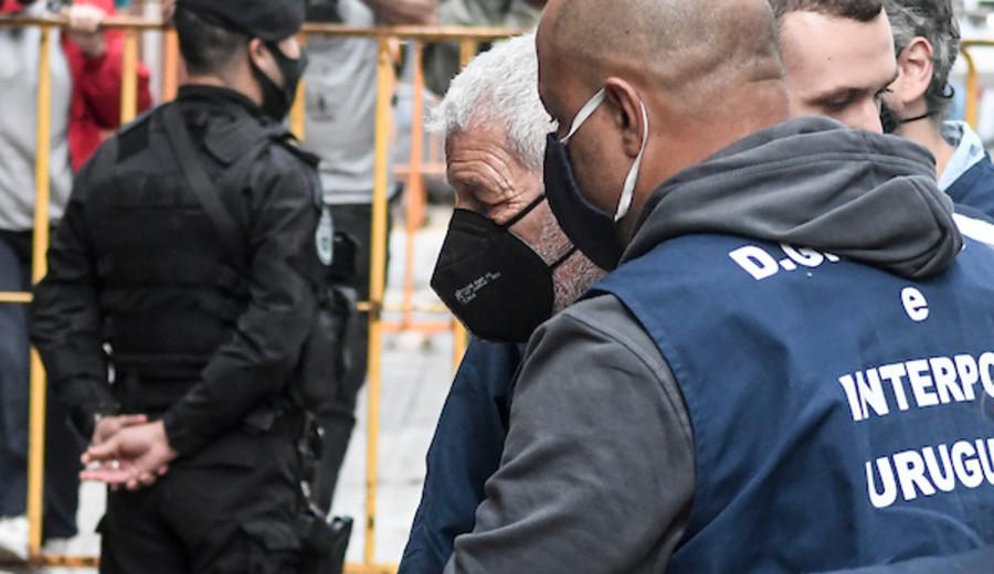 imagen de La Justicia dispuso prisión preventiva para el represor Eduardo Ferro