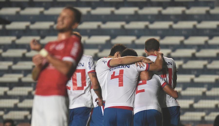 imagen de Campeonato Uruguayo: Nacional ganó la primera final, goleó a Rentistas 3-0