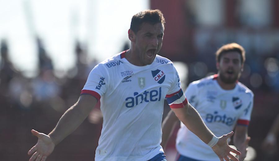 imagen de ¡Nacional Bicampeón Uruguayo! Con gol de Bergessio le ganó 1-0 a Rentistas