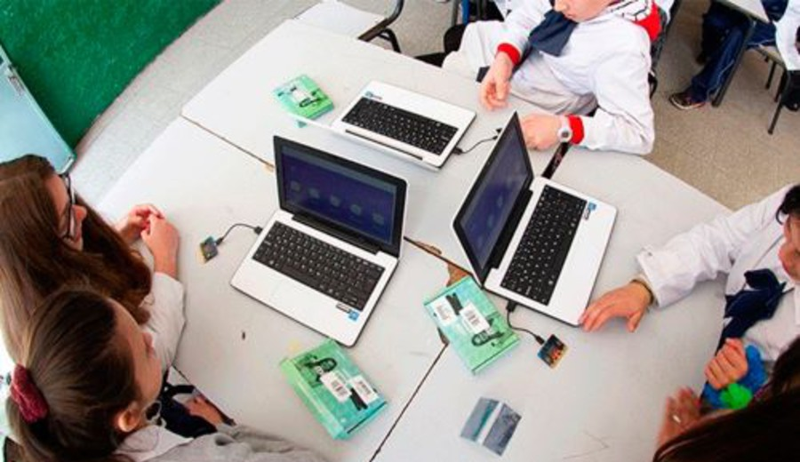 imagen de Plan Ceibal: acuerdo con telefónicas para que docentes y estudiantes se conecten sin gastar datos