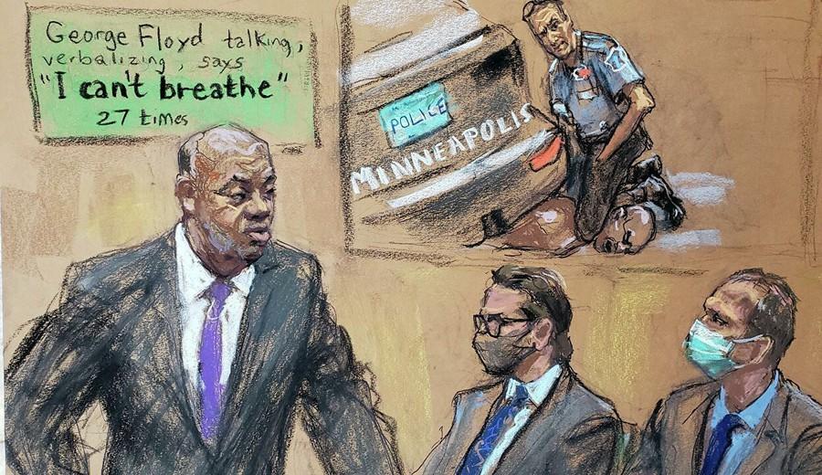 imagen de El juicio por la muerte de George Floyd llega a su fin: Un proceso que marcará la historia