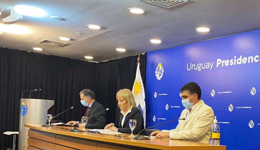 imagen de En reunión con Lacalle Pou,  Cosse, Orsi y Lima realizaron propuestas concretas contra emergencia sanitaria