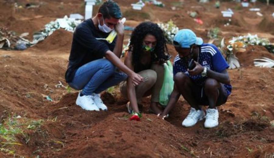 imagen de Brasil ya tiene la mayor tasa de mortalidad por COVID-19 de todo América