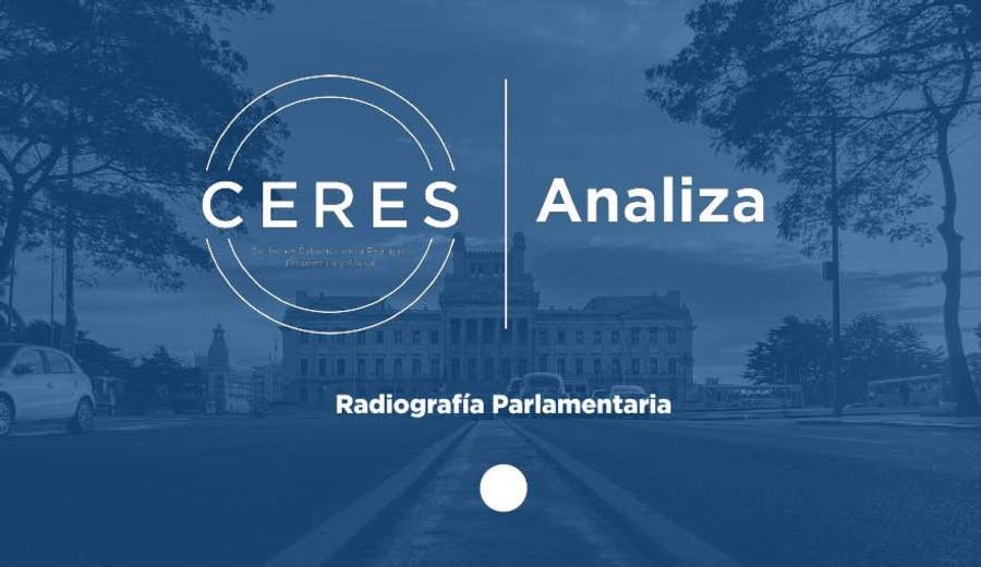 imagen de CERES Analiza 6: ¿Qué piensan los legisladores uruguayos sobre la Economía?