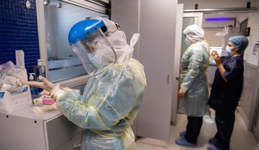 imagen de Coronavirus: 3.284 casos nuevos, 61 fallecidos y 523 personas en cuidados críticos