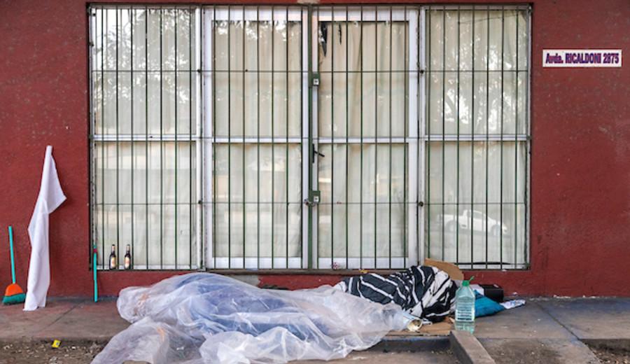 imagen de Mides releva 16% más personas en situación de calle en Montevideo respecto de 2020