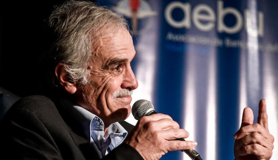 """imagen de Ricardo Ibarburu: """"El orgullo de ser bancario y pertenecer a un sindicato como AEBU"""""""