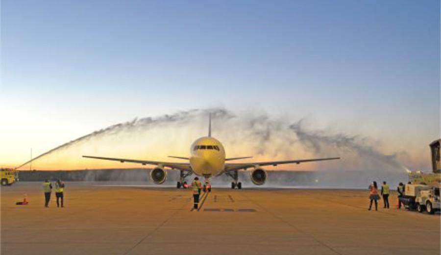 imagen de Nueva línea aérea conecta Uruguay y Estados Unidos a partir de este viernes 25 de junio