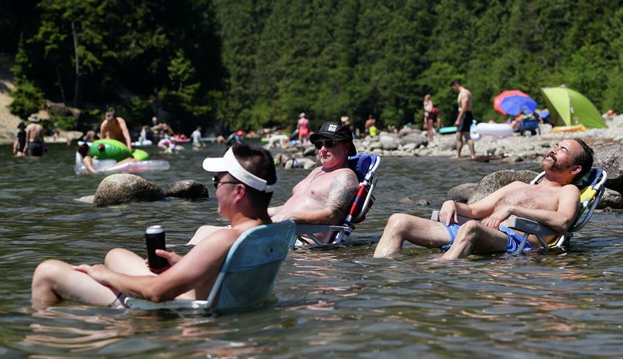 imagen de Canadá: Ola de calor, con temperaturas de hasta 50 grados, provoca más de 100 muertos