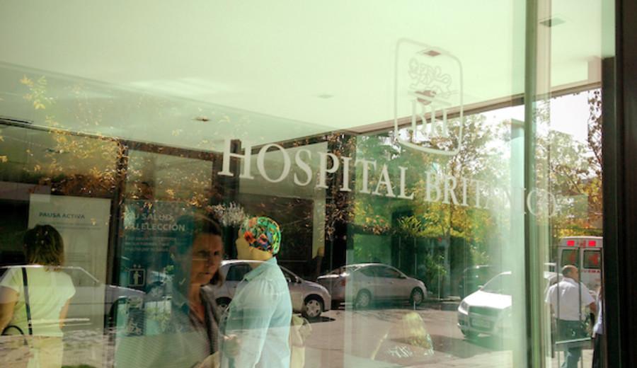 imagen de Mides acordó con Hospital Británico asistencia para personas en situación de calle