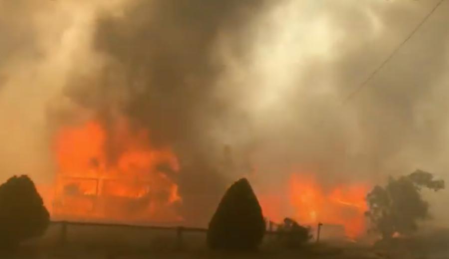 imagen de Canadá: Ola de calor extrema provoca cerca de 150 incendios
