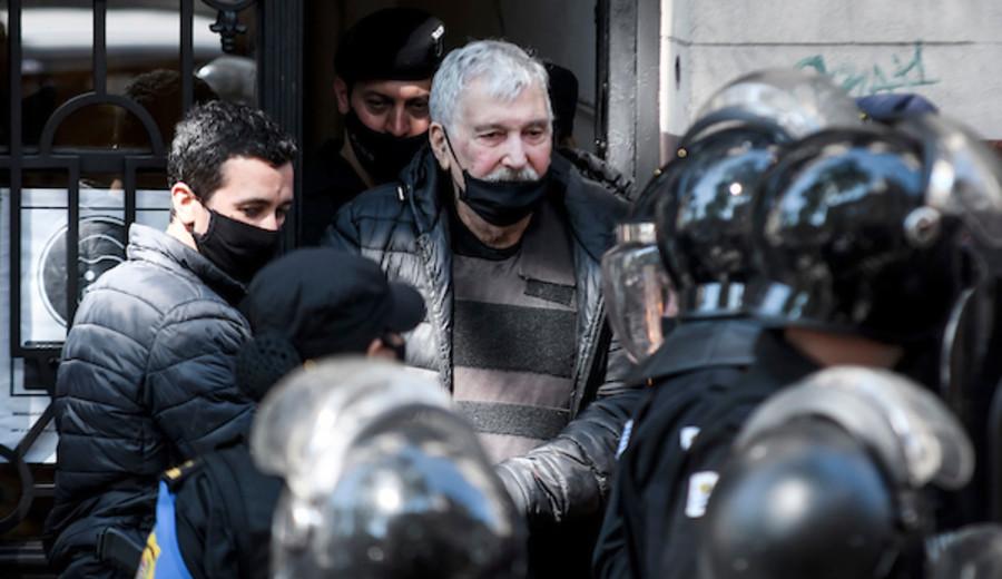 imagen de Procesados con prisión Gilberto Vázquez, Jorge Silveira y José Arab por el secuestro de hermanos Julien
