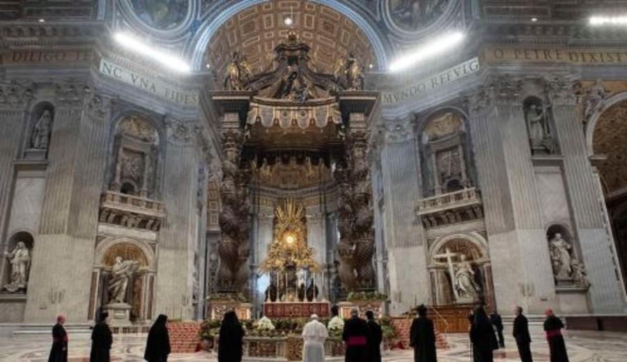 imagen de Jerarcas del Vaticano ayudaron a un hombre acusado de abuso sexual a convertirse en sacerdote