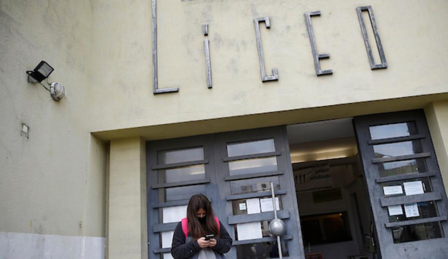 imagen de Unos 178.000 estudiantes retomaron las clases presenciales en secundaria