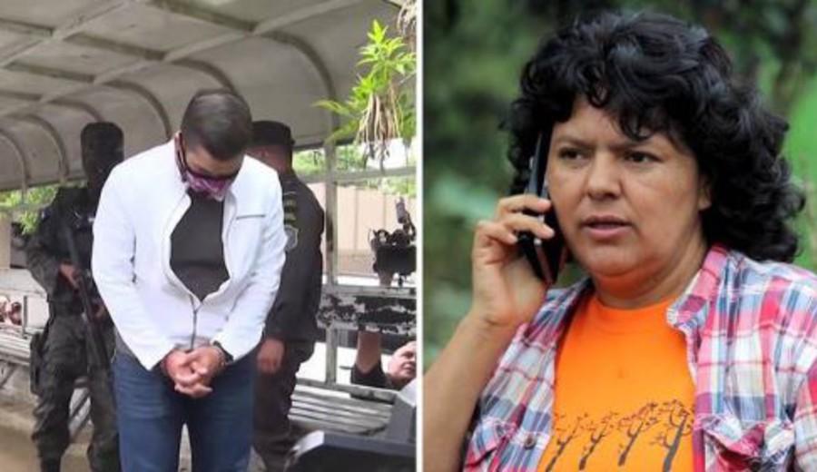 imagen de Honduras: condenan por el asesinato de Berta Cáceres a ex ejecutivo de empresa hidroeléctrica egresado de West Point