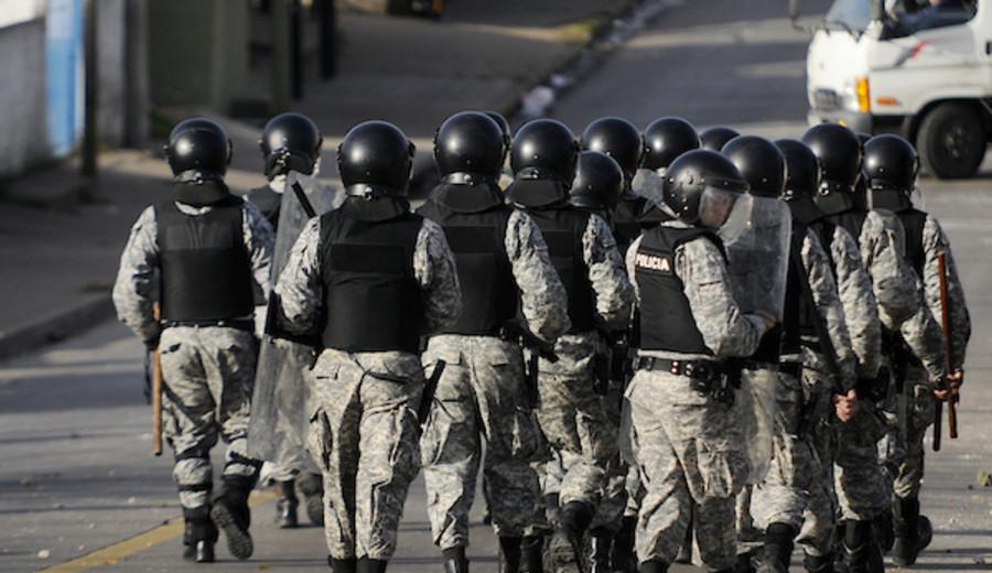 """imagen de Defensores de oficio denuncian excesos policiales: los abusos se """"agravaron"""" con la LUC"""