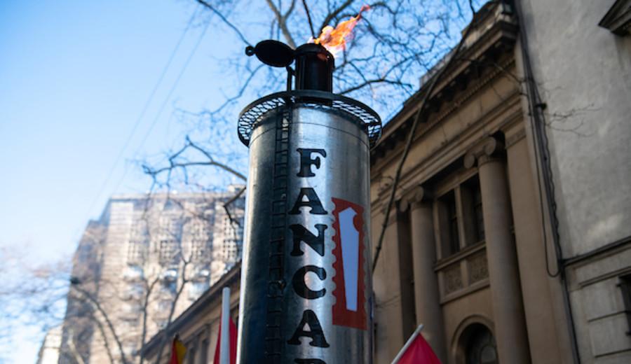 """imagen de Fancap acusa al directorio de generar """"alarma pública"""" al difundir información falsa y exige que se retracte"""