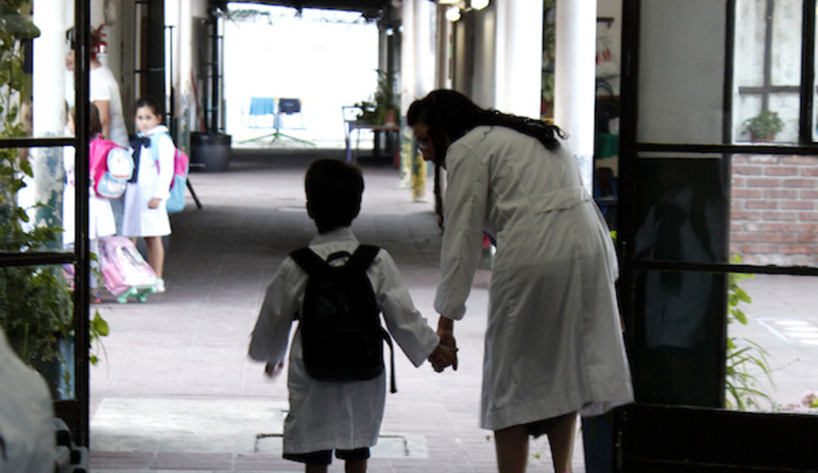 imagen de ANEP modifica distancia entre alumnos en aulas a partir del 2 de agosto
