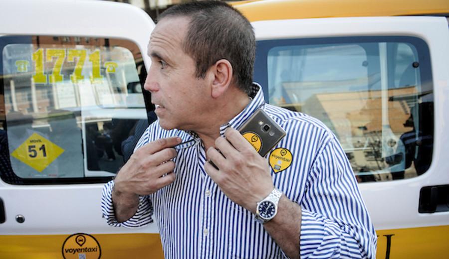 """imagen de Patronal del taxi contra aumento de combustible: """"No queremos que nos regalen nada, queremos que nos dejen trabajar"""""""