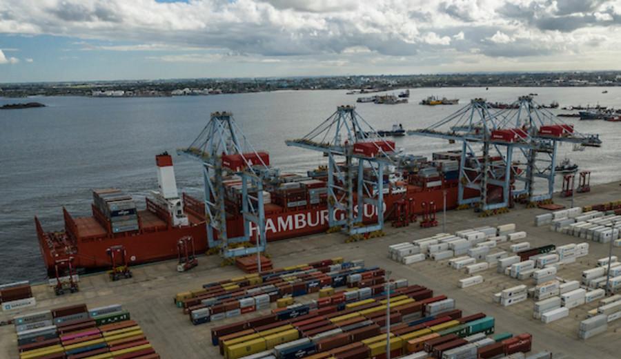 imagen de Puerto de Montevideo: Cae acuerdo entre TCP y trabajadores