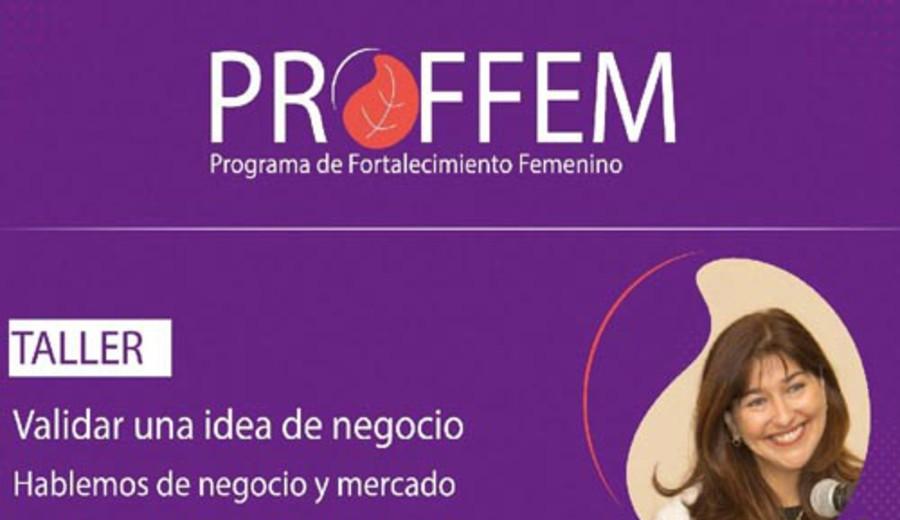 imagen de Nuevo taller para emprendedoras en Maldonado
