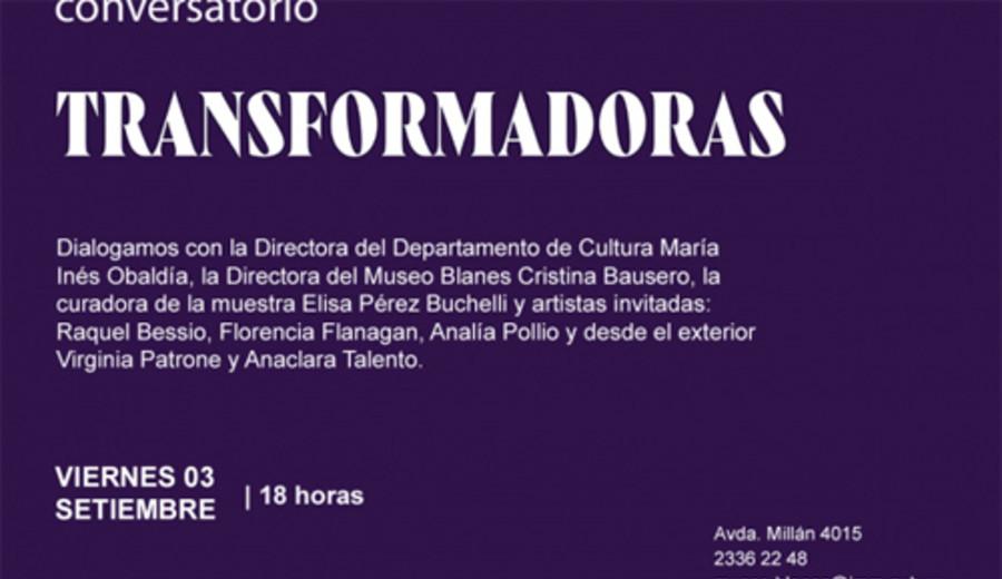 """imagen de """"Transformadoras, mujeres artistas en la colección del museo Blanes"""""""