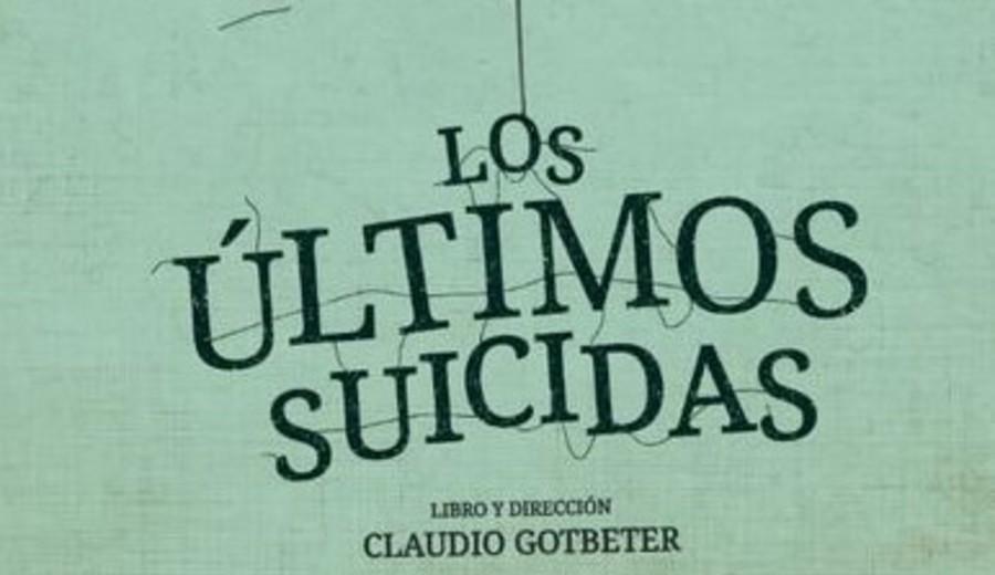 """imagen de Llega a Uruguay """"Los últimos suicidas"""""""