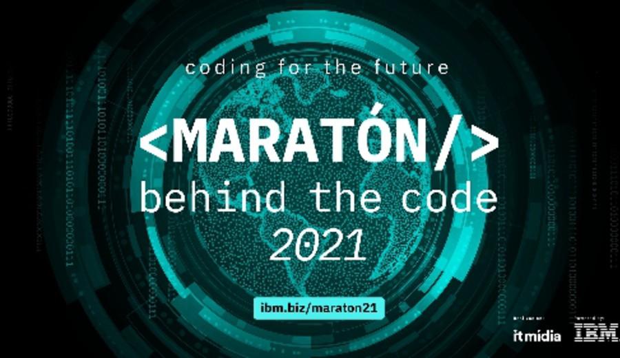 imagen de IBM lanza en Latinoamérica la tercera edición de la Maratón BehindtheCode