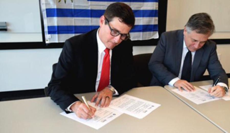 imagen de Uruguay y Amazon Web Services acuerdan cooperación para promover la innovación