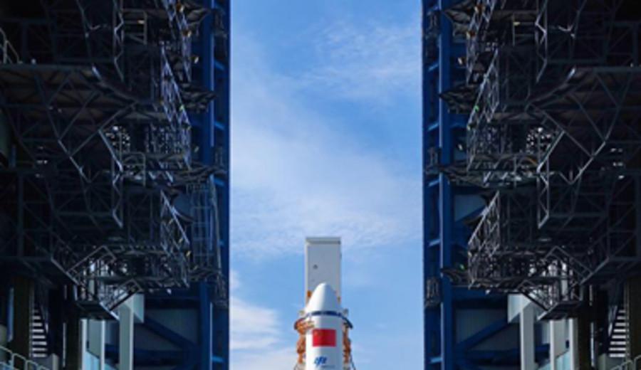 imagen de China prepara lanzamiento de nave espacial de carga Tianzhou-3