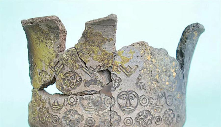 imagen de Hallan un tazón antiguo de técnica desconocida durante excavaciones en el Kremlin de Moscú