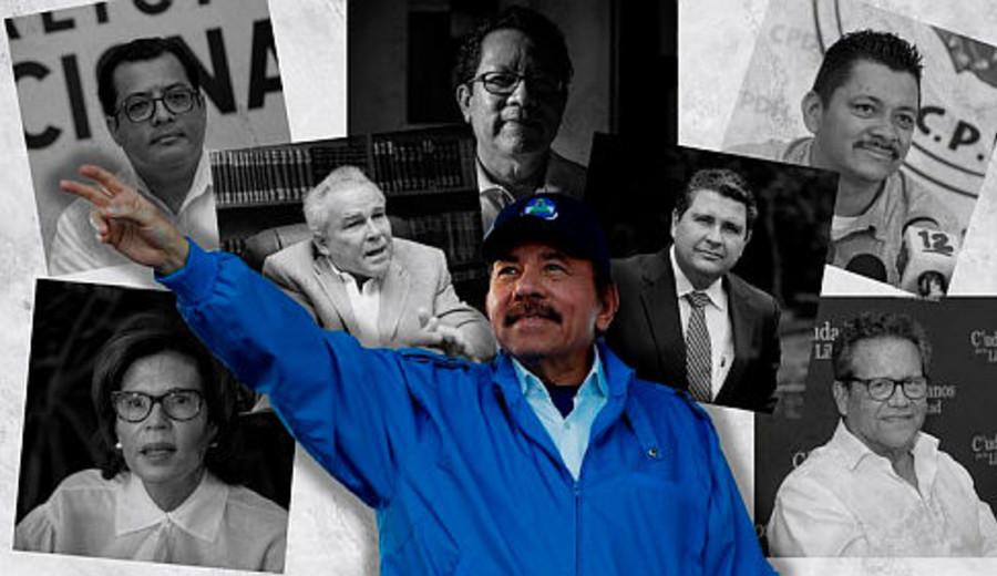 imagen de Elecciones a la medida del régimen de Ortega: la campaña en Nicaragua comenzó con los candidatos opositores presos
