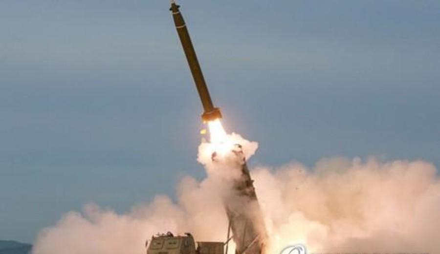 imagen de Para el Pentágono lanzamientos de misiles de Corea del Norte muestran una seria amenaza
