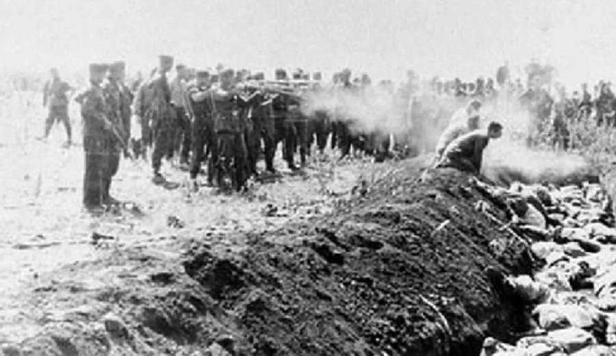 imagen de A 80 años de la masacre de Baby Yar: 50 mil judíos asesinados por los nazis y sus cadáveres volados con dinamita