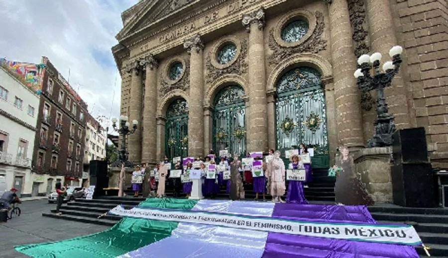 """imagen de """"Todas México"""", la plataforma feminista que busca incidir en la política patriarcal"""